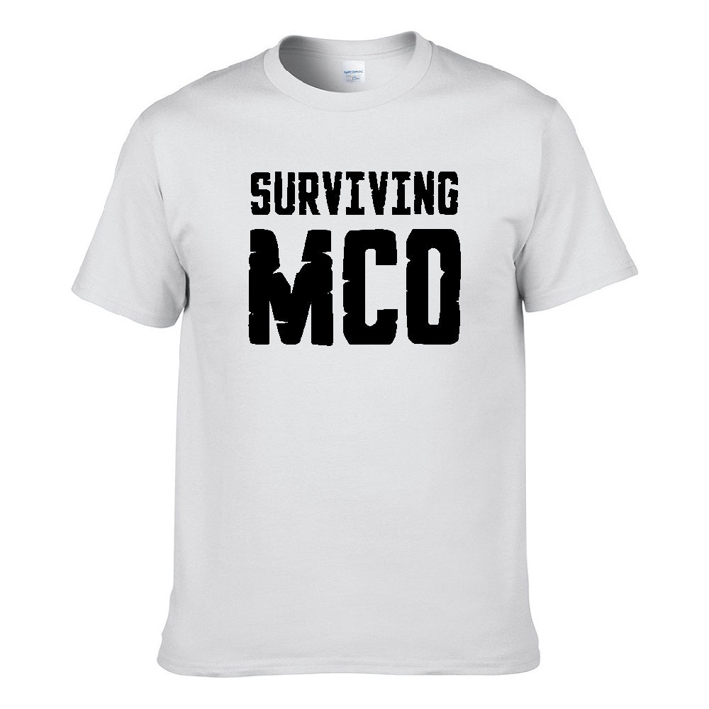 UT SURVIVING MCO Premium Slogan MCO T-Shirt