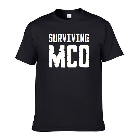 UT SURVIVING MCO Premium Slogan T-Shirt