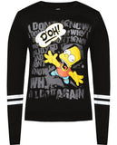 "The Simpsons Bart ""D'Oh"" Sweater"