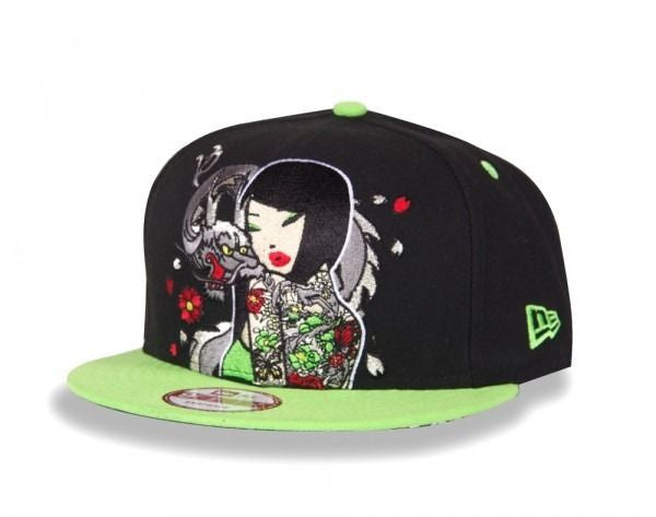 Tokidoki Serpentine New Era 9Fifty Snapback Cap