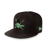One Piece Zoro Logo New Era 9Fifty Snapback Cap