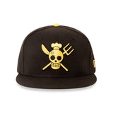 One Piece Sanji Logo New Era 9Fifty Snapback Cap