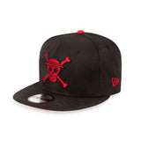 One Piece Luffy Logo New Era 9Fifty Snapback Cap