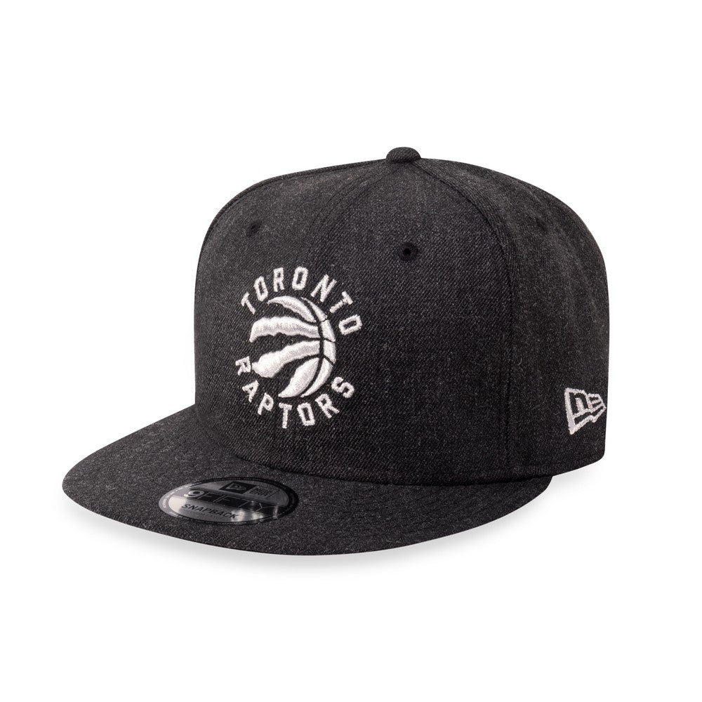 266763e73f3 NBA Heather Toronto Raptors New Era 9Fifty Snapback Cap – urban TEE