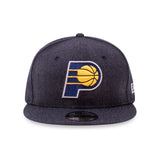 NBA Heather Indiana Pacers New Era 9Fifty Snapback Cap