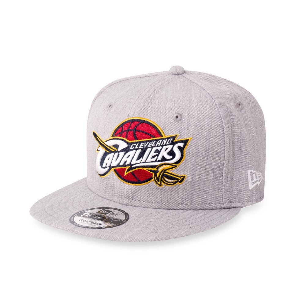 NBA Heather Cleveland Cavaliers New Era 9Fifty Snapback Cap