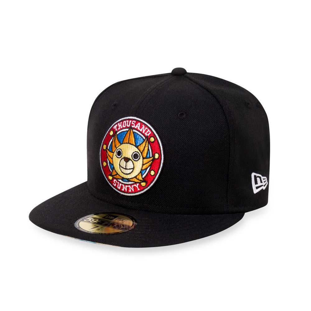 One Piece Thousand Sunny Logo New Era 59Fifty Fitted Cap