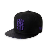 Kobe Bryant Hero-Villain KB20 Stars New Era 9Fifty Snapback Cap