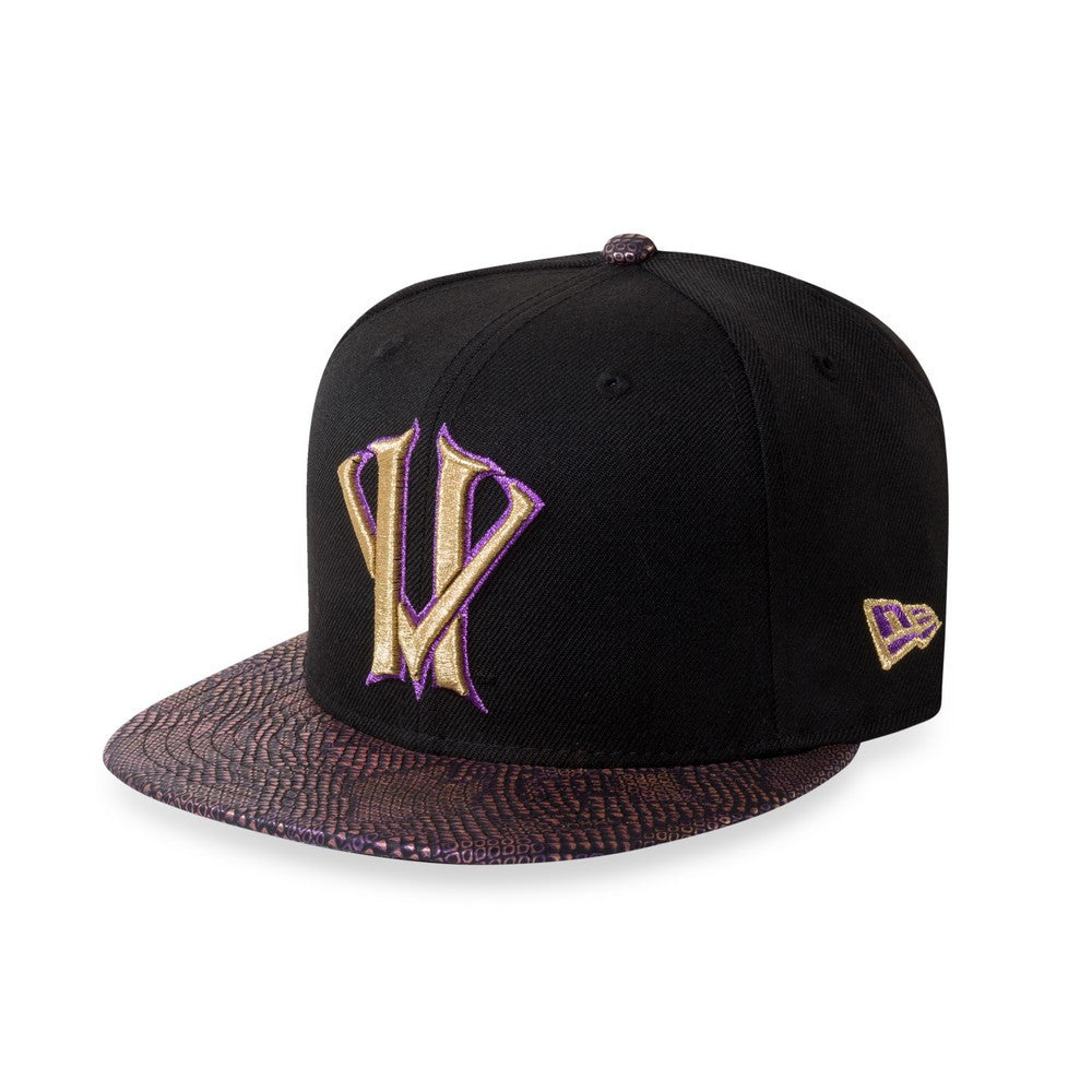 Kobe Bryant Hero-Villain Logo New Era 59Fifty Fitted Cap