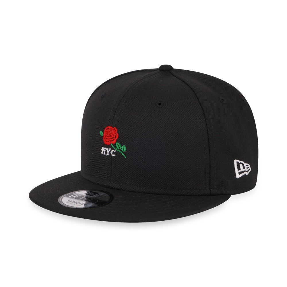 New Era Brand New York City Rose 9Fifty Snapback Cap