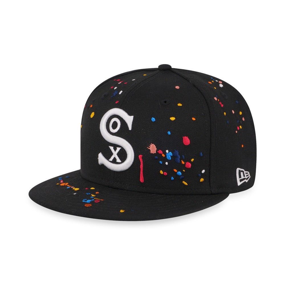 MLB Drips Chicago White Sox Cooperstown New Era 9Fifty Snapback Cap
