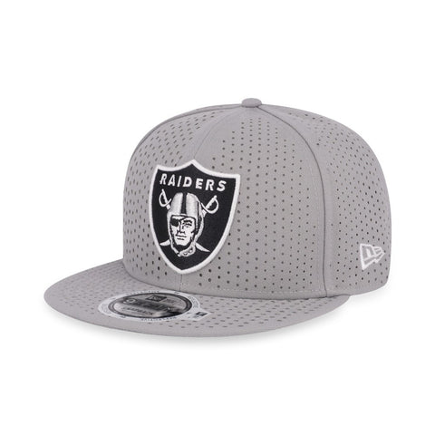 87b9cbc97ac Sold Out NFL Oakland Raiders Dotted Reflective New Era 9Fifty Snapback Cap