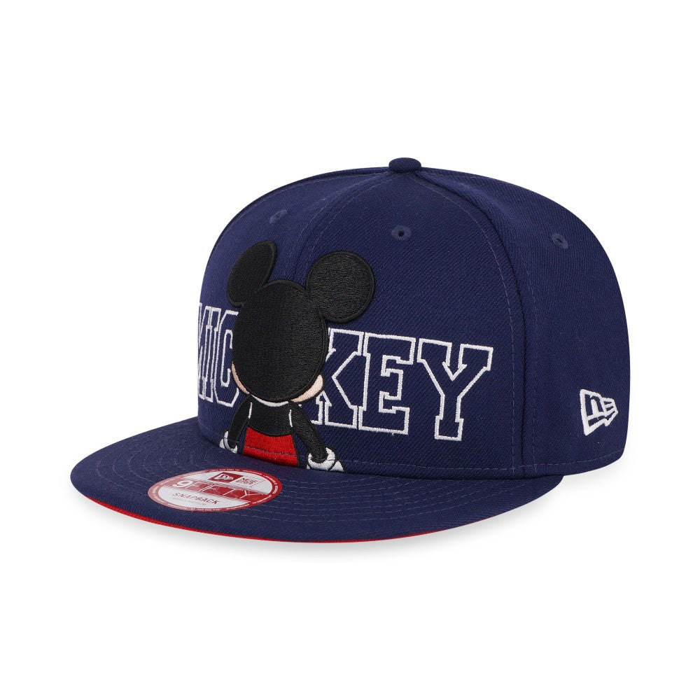 Disney Mickey Mouse's Back New Era 9Fifty Snapback Cap