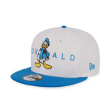 Disney Donald Duck Classic New Era 9Fifty Snapback Cap