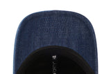 MLB New York Yankees Denim Patch 9Forty Strapback Cap
