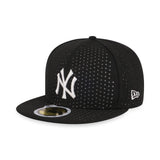 MLB New York Yankees Dotted Reflect New Era 59Fifty Fitted Cap