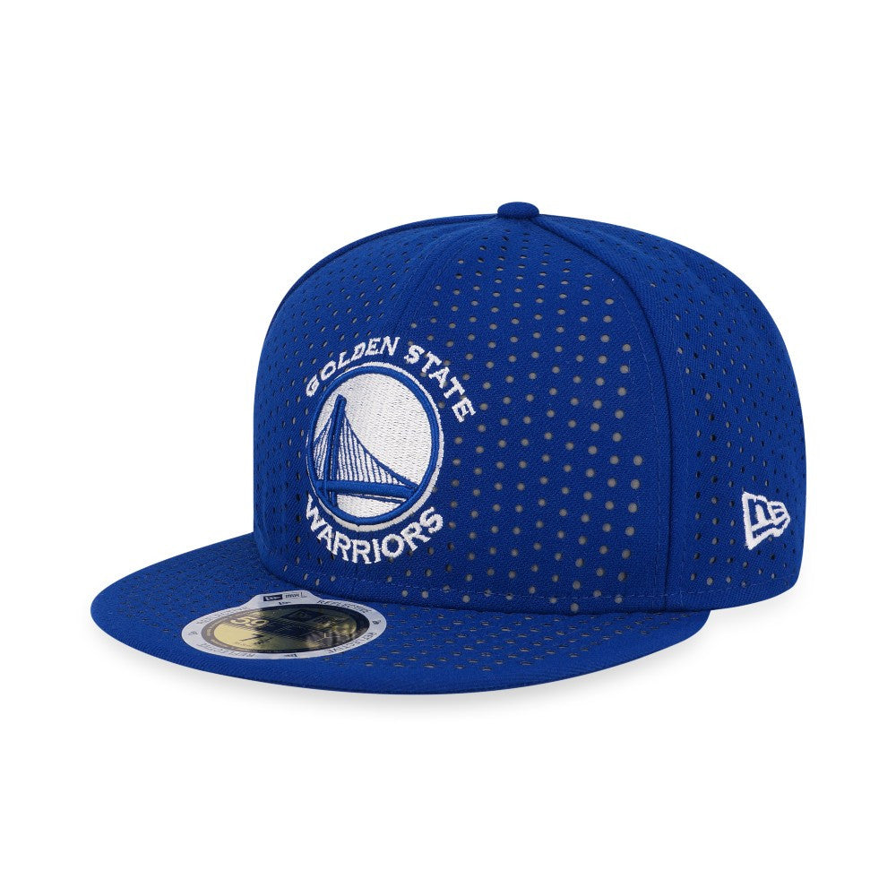1bdaf315699 NBA Golden State Warriors Dotted Reflective New Era 59Fifty Fitted Cap –  urban TEE