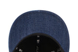MLB New York Yankees Denim Patch New Era 59Fifty Fitted Cap