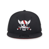 One Piece Marineford Shanks New Era 9Fifty Snapback Cap