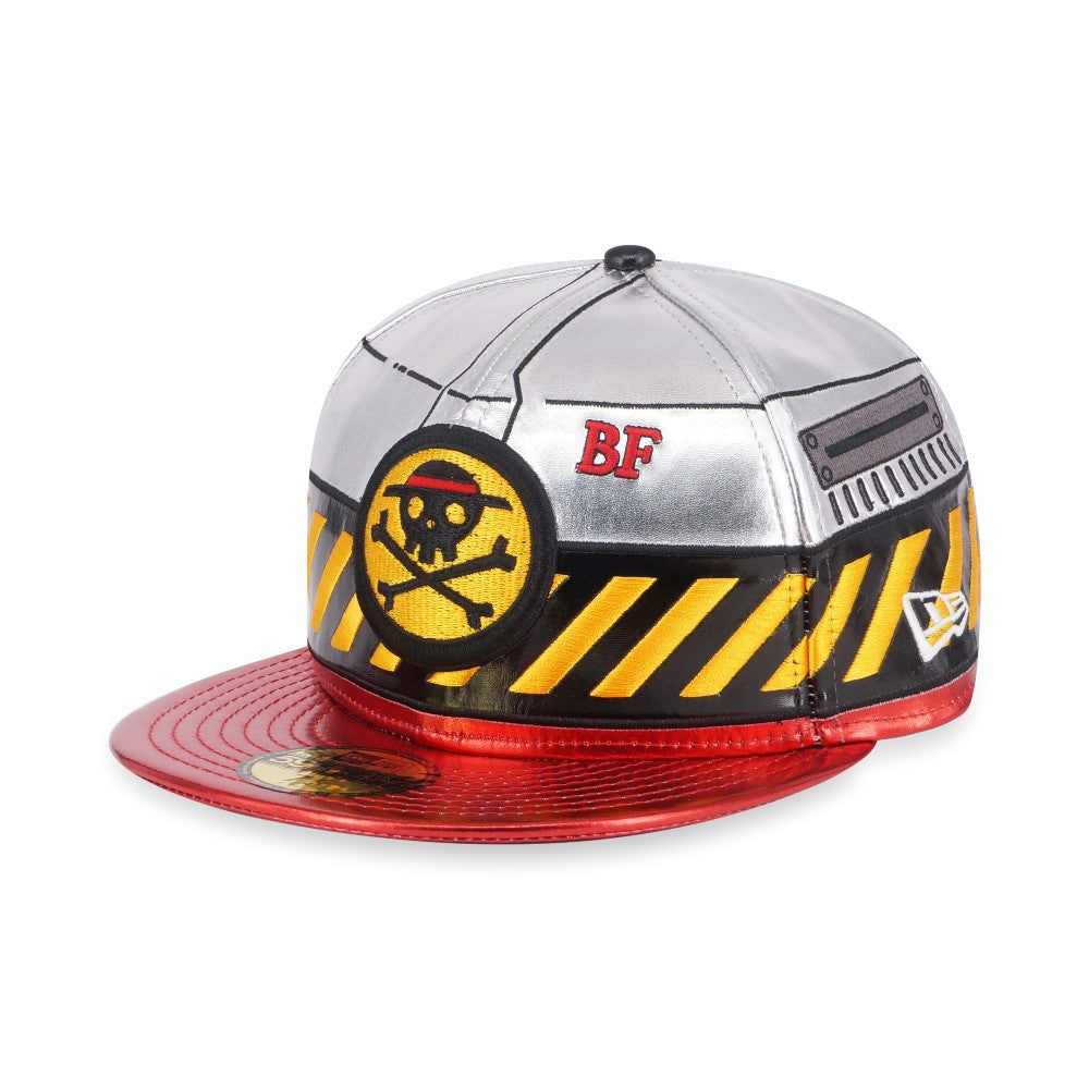 One Piece Marineford Franky BF-38 Character Armor New Era 59Fifty Fitted Cap