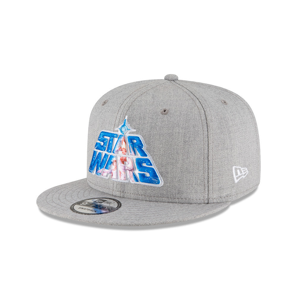 Star Wars 40th Anniversary Logo Scroll 9Fifty Snapback Cap