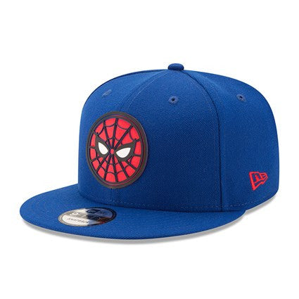 Marvel Spider-Man Homecoming Beveled Logo New Era 9Fifty Snapback Cap