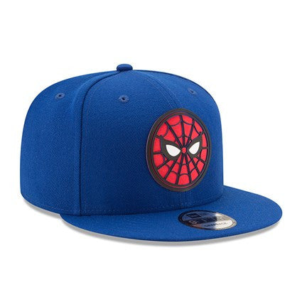 on sale dcd12 89ff3 ... amazon marvel spider man homecoming beveled logo new era 9fifty  snapback cap 12595 e5fad