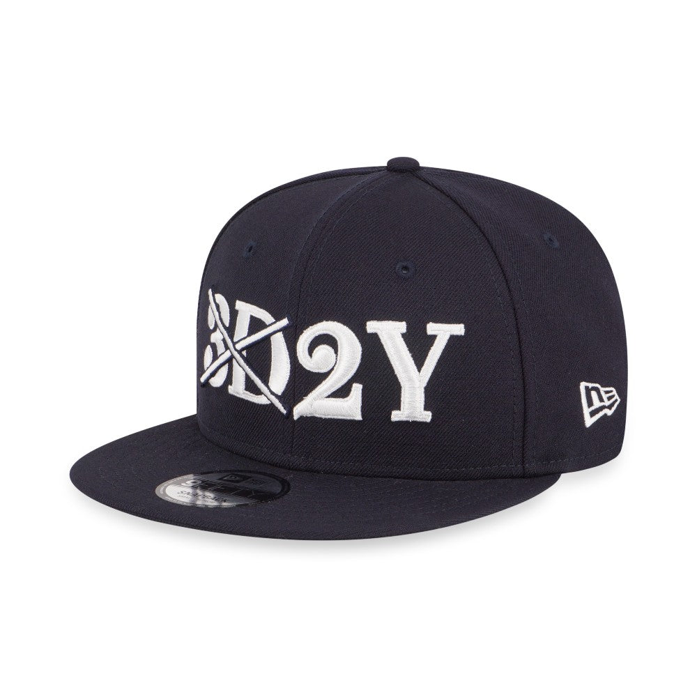 57b2a1afc3f543 One Piece Straw Hat 3D2Y New Era 9Fifty Snapback Cap – urban TEE