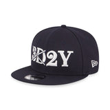 One Piece Straw Hat 3D2Y New Era 9Fifty Snapback Cap