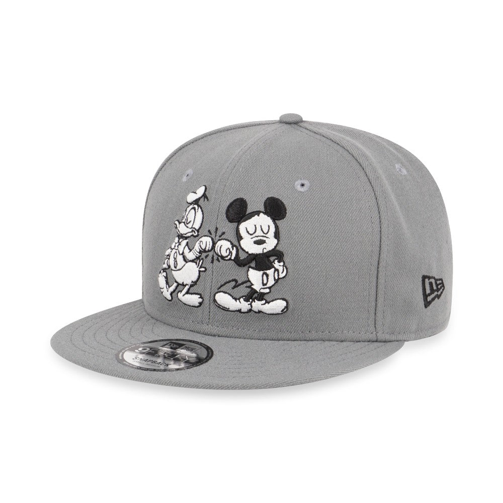Disney Classic Mickey & Donald BFF New Era 9Fifty Snapback Cap
