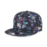 MLB New York Yankees Reconstructed Floral New Era 9Fifty Snapback Cap