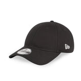 New Era Brand Languid Blank BLACK 9Forty Strapback Cap