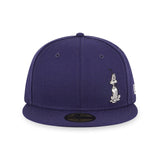 Disney Classic Pluto New Era 59Fifty Fitted Cap