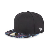 New Era Brand Reconstructed Floral New York 59Fifty Fitted Cap