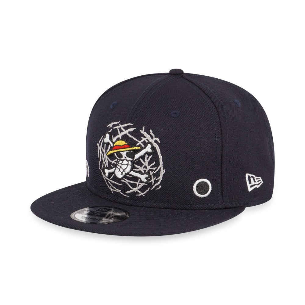 aec8ab353f4 Sold Out One Piece Straw Hat Laboon New Era 9Fifty Snapback Cap