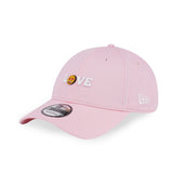 Emoji Love Pink New Era 9Forty Snapback Cap