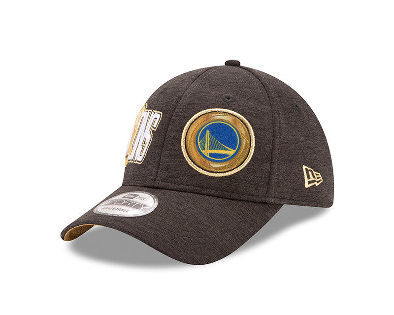 NBA Champions Golden State Warriors New Era 9Forty Strapback Cap