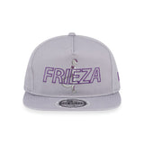 Dragon Ball Z Reflective Frieza New Era The Golfer Snapback Cap