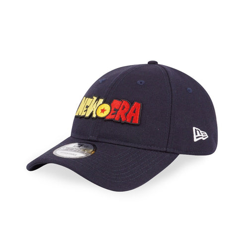 Dragon Ball Z Logo Mix New Era 9Forty Strapback Cap