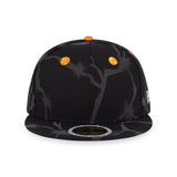 Dragon Ball Z Reflective Lightning New Era 59Fifty Fitted Cap