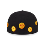 Dragon Ball Z Seven Dragon Balls New Era 59Fifty Fitted Cap