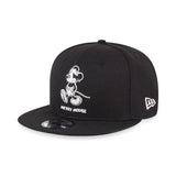 Disney Mickey Mouse Walking New Era 9Fifty Snapback Cap