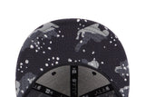 MLB New York Yankees Colour Camo GID Black 9Fifty Snapback Cap