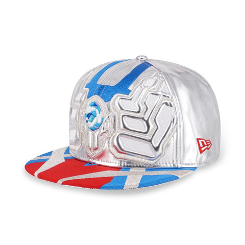 Ultraman Zero Character Armor New Era 59Fity Fitted Cap
