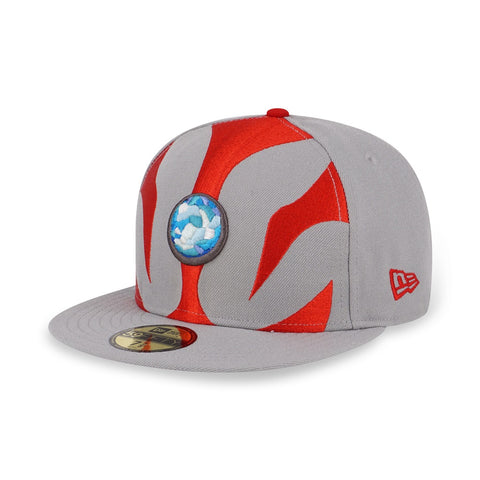Ultraman Neos Character Armor New Era 59Fity Fitted Cap