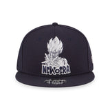 Dragon Ball Z Goku New Era 9Fifty Navy Snapback Cap