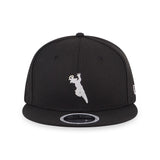 Dragon Ball Z Goku Indigo Glow in the Dark New Era 9Fifty Snapback Cap