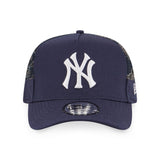 MLB New York Yankees Tiger Camo New Era 9Forty Strapback Cap