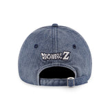 Dragon Ball Z Goku Indigo New Era 9Twenty Strapback Cap