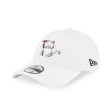 Dragon Ball Z Karin White New Era 9Twenty Strapback Cap